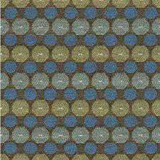 Green/Blue/Light Green Modern Drapery and Upholstery Fabric by Kravet