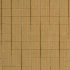 Camel Check Drapery and Upholstery Fabric by Fabricut