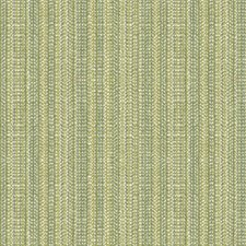 Green/Blue/White Ethnic Drapery and Upholstery Fabric by Kravet