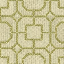 White/Light Green Solid W Drapery and Upholstery Fabric by Kravet