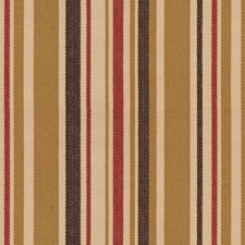Beige/Burgundy/Red Stripes Drapery and Upholstery Fabric by Kravet