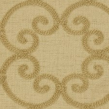 Beige/Yellow Texture Drapery and Upholstery Fabric by Kravet