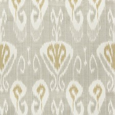 Gull Ikat Drapery and Upholstery Fabric by Kravet