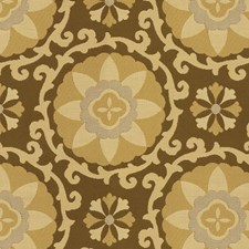 Driftwood Botanical Drapery and Upholstery Fabric by Kravet