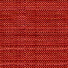 Red/Orange Stripes Drapery and Upholstery Fabric by Kravet