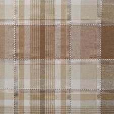 Kindling Plaid Drapery and Upholstery Fabric by Duralee