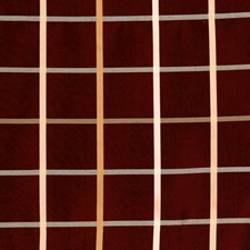 Rouge Check Drapery and Upholstery Fabric by Fabricut
