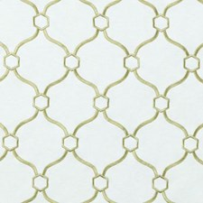 Peridot Embroidery Drapery and Upholstery Fabric by Duralee