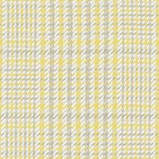 Jonquil Plaid Drapery and Upholstery Fabric by Duralee