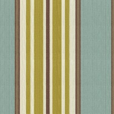 Capri Stripes Drapery and Upholstery Fabric by Kravet