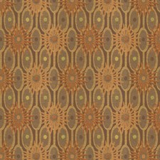 Tigerlily Botanical Drapery and Upholstery Fabric by Kravet