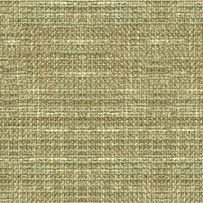 Beige/Taupe/Turquoise Texture Drapery and Upholstery Fabric by Kravet