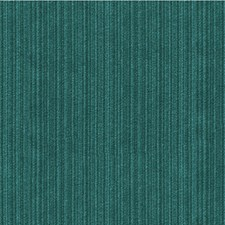Blue/Teal Stripes Drapery and Upholstery Fabric by Kravet