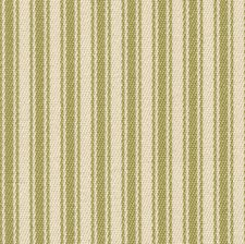 Light Green/White Stripes Drapery and Upholstery Fabric by Kravet