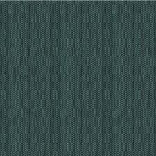 Dark Blue/Blue Herringbone Drapery and Upholstery Fabric by Kravet