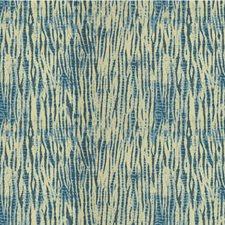 Blue/Light Blue/Beige Modern Drapery and Upholstery Fabric by Kravet