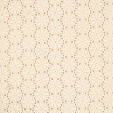 Ivory Floral Drapery and Upholstery Fabric by Fabricut