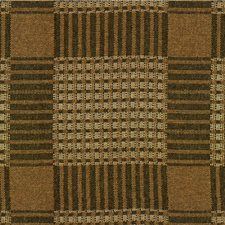 Brown/Ivory/Gold Ethnic Drapery and Upholstery Fabric by Kravet