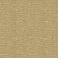Beige/Gold Herringbone Drapery and Upholstery Fabric by Kravet
