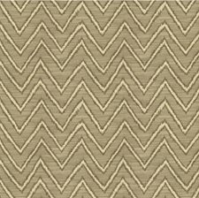 Pewter Flamestitch Drapery and Upholstery Fabric by Kravet