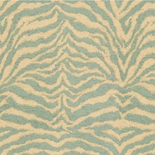 Seafoam Animal Skins Drapery and Upholstery Fabric by Kravet