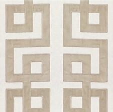 Stone Lattice Drapery and Upholstery Fabric by Kravet