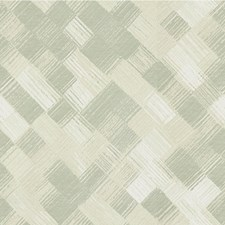 Silver Blue Check Drapery and Upholstery Fabric by Kravet