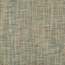 Indigo/Beige Herringbone Drapery and Upholstery Fabric by Kravet