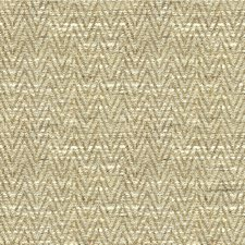 Wheat/Beige/Ivory Herringbone Drapery and Upholstery Fabric by Kravet