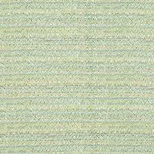 Green/Light Blue/White Ethnic Drapery and Upholstery Fabric by Kravet