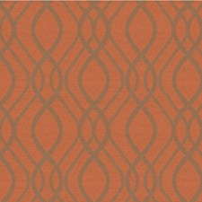 Melon Lattice Drapery and Upholstery Fabric by Kravet