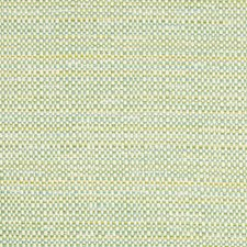 White/Light Green/Yellow Metallic Drapery and Upholstery Fabric by Kravet