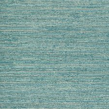 Blue/Beige/Turquoise Chenille Drapery and Upholstery Fabric by Kravet