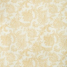 Beige/Camel Botanical Drapery and Upholstery Fabric by Kravet