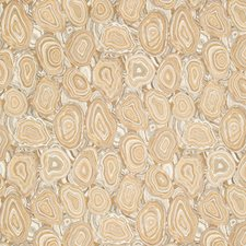 Bronze/Brown/Beige Geometric Drapery and Upholstery Fabric by Kravet