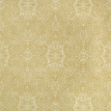 Camel/Beige Damask Drapery and Upholstery Fabric by Kravet