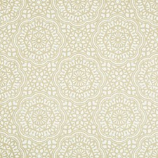 Beige/Ivory Ethnic Drapery and Upholstery Fabric by Kravet