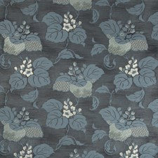 Indigo Drapery and Upholstery Fabric by Kravet