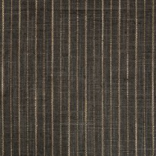 Black/Beige Stripes Drapery and Upholstery Fabric by Kravet