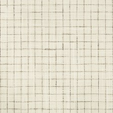 White/Grey/Ivory Check Drapery and Upholstery Fabric by Kravet