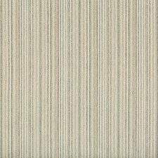 Beige/Light Grey/Light Blue Stripes Drapery and Upholstery Fabric by Kravet