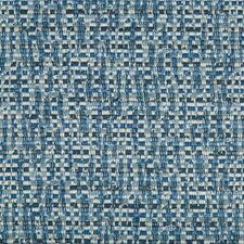 Blue/Indigo/White Ottoman Drapery and Upholstery Fabric by Kravet
