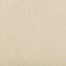 Ivory/White Herringbone Drapery and Upholstery Fabric by Kravet