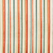 Apricot Stripes Drapery and Upholstery Fabric by Kravet
