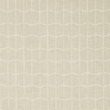 Neutral/White Geometric Drapery and Upholstery Fabric by Kravet