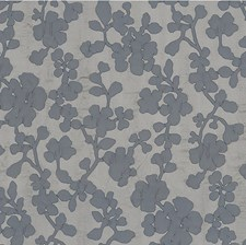 Vapor Botanical Drapery and Upholstery Fabric by Kravet