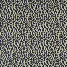 Beige/Indigo Skins Drapery and Upholstery Fabric by Kravet