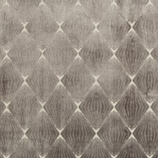 Grey/Silver Geometric Drapery and Upholstery Fabric by Kravet