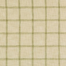 Ivory/Green/Mint Plaid Drapery and Upholstery Fabric by Kravet