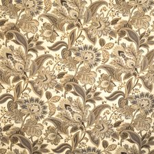 Driftwood Floral Drapery and Upholstery Fabric by Fabricut